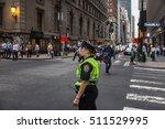 New York  Usa   Sep 20  2016 ...