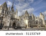 Royal Courts Of Justice In...