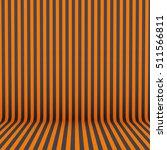 stripe room halloween  ... | Shutterstock .eps vector #511566811