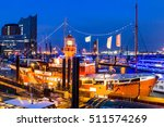 hamburg  germany   june 8  2016 ... | Shutterstock . vector #511574269