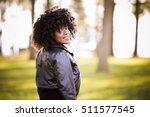 ethnic woman wearing fashion...   Shutterstock . vector #511577545