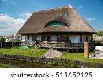 buildings in danube delta ... | Shutterstock . vector #511652125