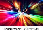 abstract motion blur background | Shutterstock . vector #511744234