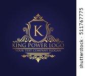 luxury logo   Shutterstock .eps vector #511767775