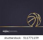 abstract creative concept... | Shutterstock .eps vector #511771159