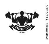 gym logo  fitness logo | Shutterstock .eps vector #511773877