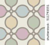 vector pattern design  floral... | Shutterstock .eps vector #511793551