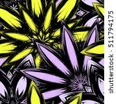 floral background. full... | Shutterstock .eps vector #511794175