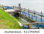 clarifier  wastewater treatment ... | Shutterstock . vector #511796965