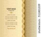 vector background  card design  ... | Shutterstock .eps vector #511801339