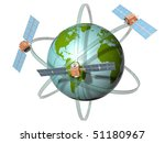 isolated illustration of... | Shutterstock . vector #51180967
