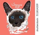 a vector illustration of... | Shutterstock .eps vector #511814209
