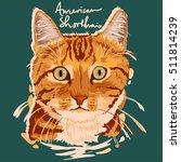 a vector illustration of... | Shutterstock .eps vector #511814239