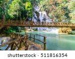 Kuang Si Waterfalls  Luang...