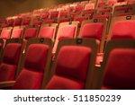 seat  auditorium | Shutterstock . vector #511850239