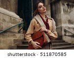 high fashion clothing.... | Shutterstock . vector #511870585