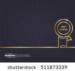 abstract creative concept...   Shutterstock .eps vector #511873339