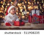 little smiling boy  baby  in a... | Shutterstock . vector #511908235