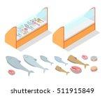 Fish Products Refrigerator....