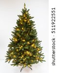 Stock photo christmas tree 511922551
