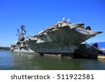 Small photo of NEW YORK;OCT13: intrepid sea air space museum in New York on 13 October 2016. Interpid Sea AIr Space Museum showcases the aircraft carrier the former USS Intrepid
