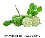 bergamot on white background | Shutterstock . vector #511938349