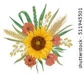 Sunflower  Barley  Wheat  Rye ...