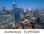 makati skyline at night. makati ...   Shutterstock . vector #511953265