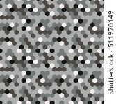 vector seamless pattern in... | Shutterstock .eps vector #511970149