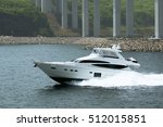 High Speed Motor Yacht