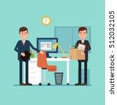 vector illustration of the... | Shutterstock .eps vector #512032105