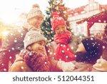 family  christmas  holidays ... | Shutterstock . vector #512044351