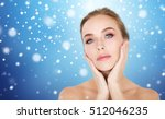 beauty  people  winter and... | Shutterstock . vector #512046235