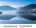 water reflections  kaprun ... | Shutterstock . vector #512055031