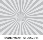 ray retro background gray... | Shutterstock .eps vector #512057341