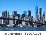 new york city   september 25 ... | Shutterstock . vector #512071105