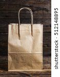 brown recyclable paper bags ... | Shutterstock . vector #512148895