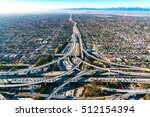 aerial view of a massive... | Shutterstock . vector #512154394