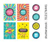sale website banner templates.... | Shutterstock .eps vector #512176441