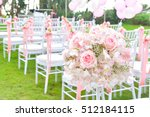 bouquet of rose to decorate the ...   Shutterstock . vector #512184115
