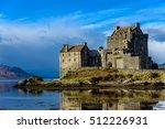Majestic Eilean Donan Castle O...