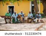 trinidad  cuba   april 06  2014 ...