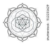 contour monochrome design... | Shutterstock . vector #512231629