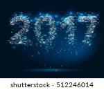 vector magic background new... | Shutterstock .eps vector #512246014