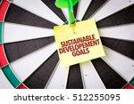 sustainable development goals   Shutterstock . vector #512255095