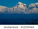 Small photo of Trisul is a group of three Himalayan mountain peaks of western Kumaun, with the highest (Trisul I) reaching 7120 metres in height