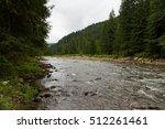 mountain river | Shutterstock . vector #512261461