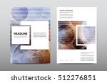 brochure layout template flyer... | Shutterstock .eps vector #512276851