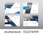 brochure layout template flyer... | Shutterstock .eps vector #512276959