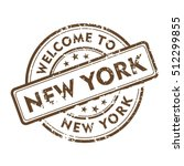 Newyork Stampa Grunge